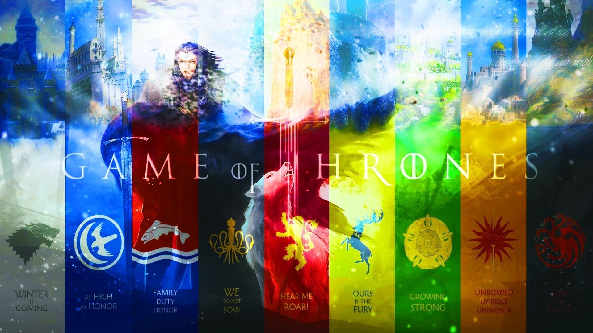 Wallpapers Hd Game Of Thrones Wallpaper: game of thrones