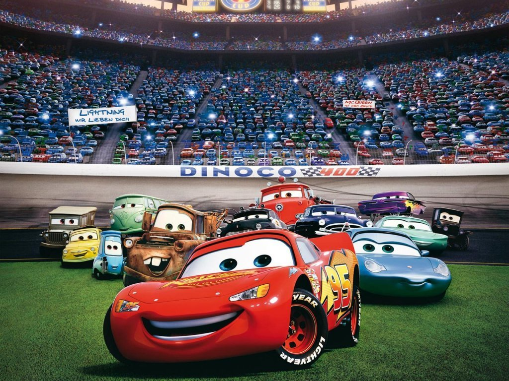 Disney Cars Background Disney Cars Wallpaper