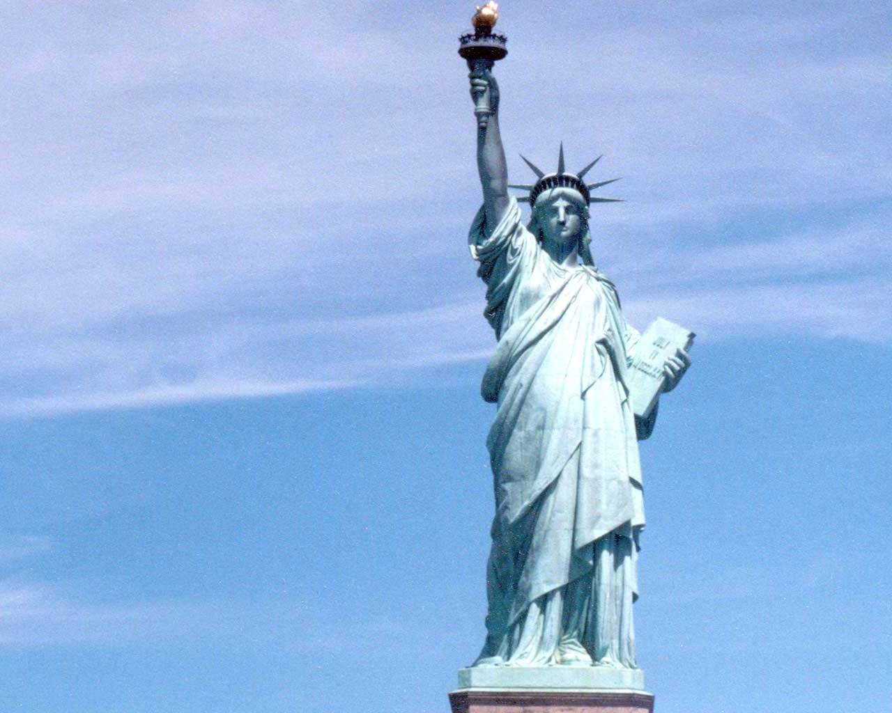 Pics Photos - The Statue Of Liberty Free Wallpapers