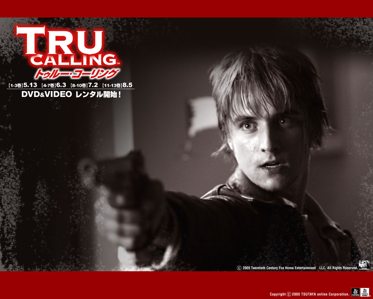 Harrison Davies - Tru Calling Wallpaper (257685) - Fanpop
