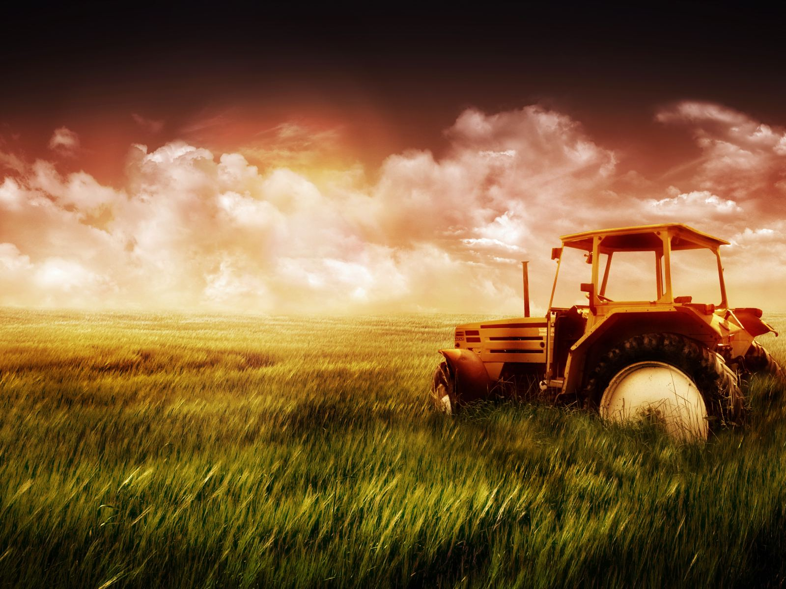 Farm Tractor Wallpaper Vehicles - tractor wallpapers