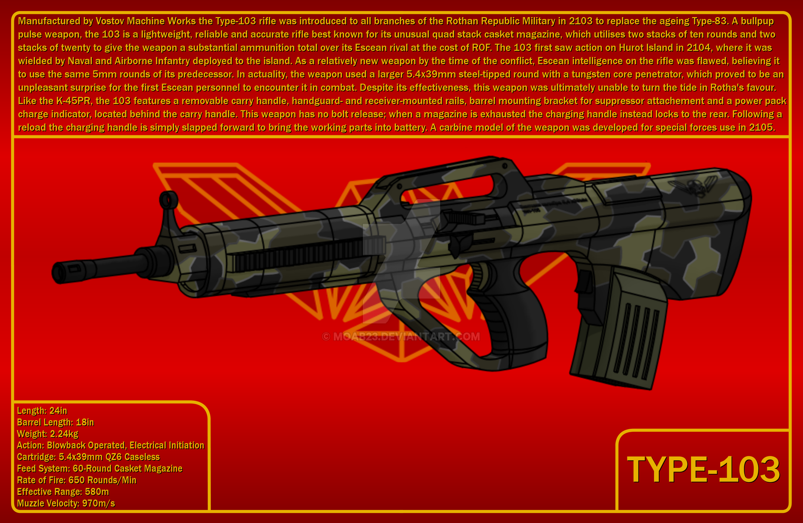 Type-103 by MOAB23 on DeviantArt