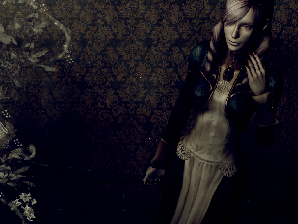 Haunting Ground fan wallpapers.