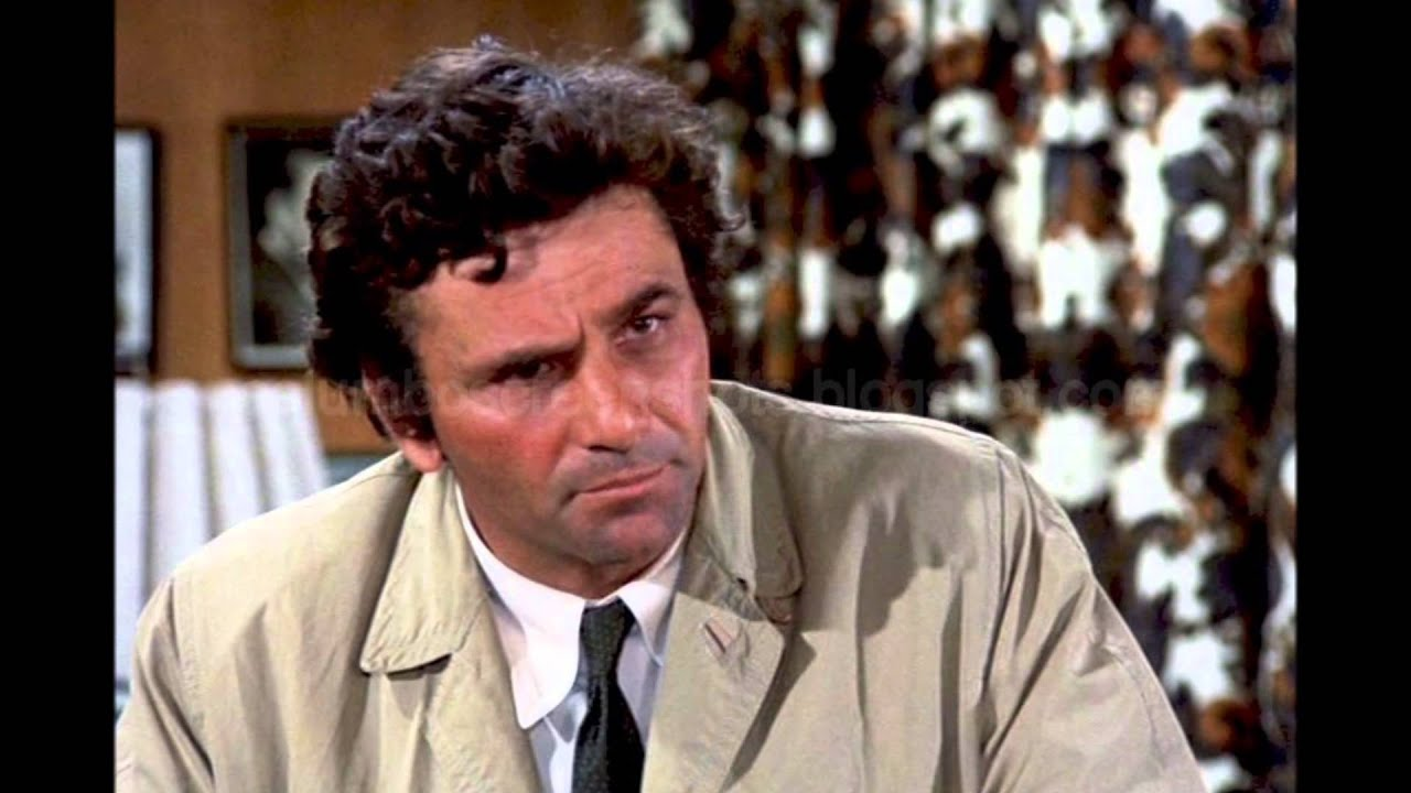 Columbo - A Song For Mrs Columbo - YouTube