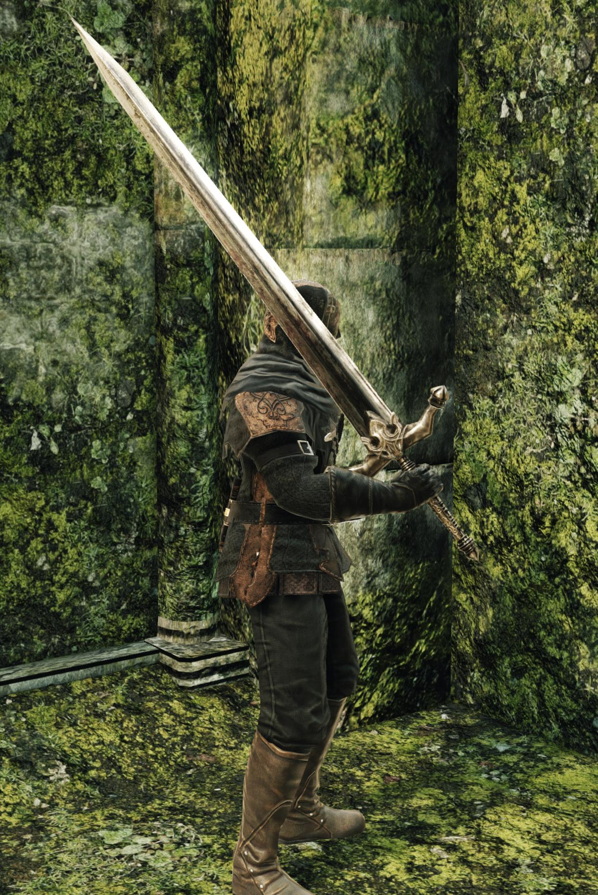Black Knight Greatsword - DarkSouls II Wiki