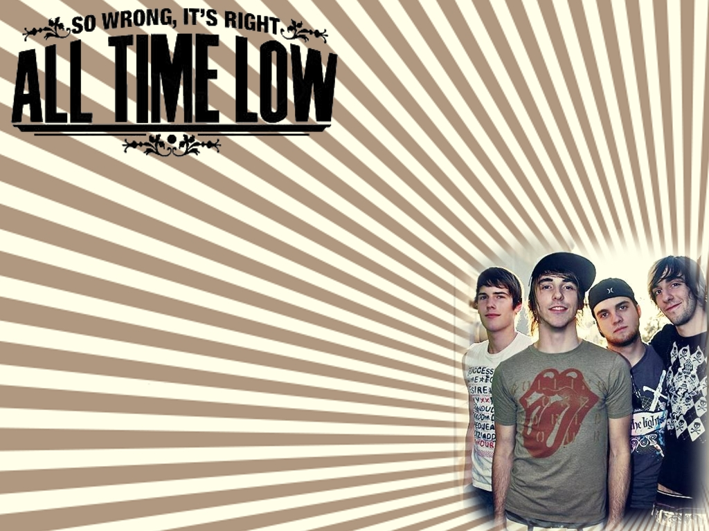 All Time Low Wallpaper by Nazkam on DeviantArt