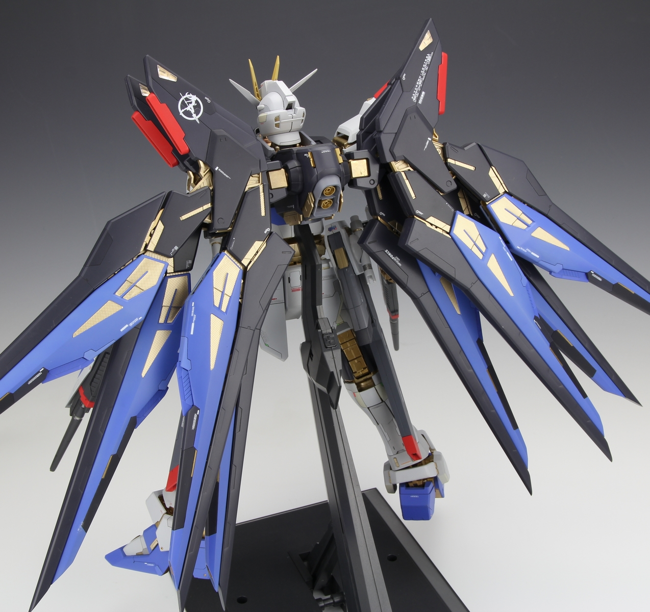 Strike Freedom Gundam: Modeled by 冥夜 . Photoreview No.12 Wallpaper ...