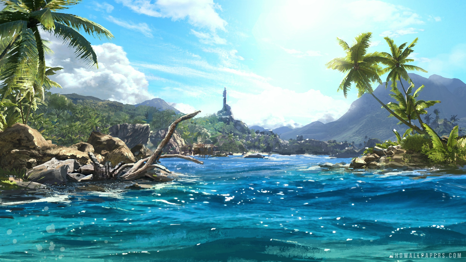 Best 60 Far Cry 3 Wallpaper On Hipwallpaper Devil May Cry