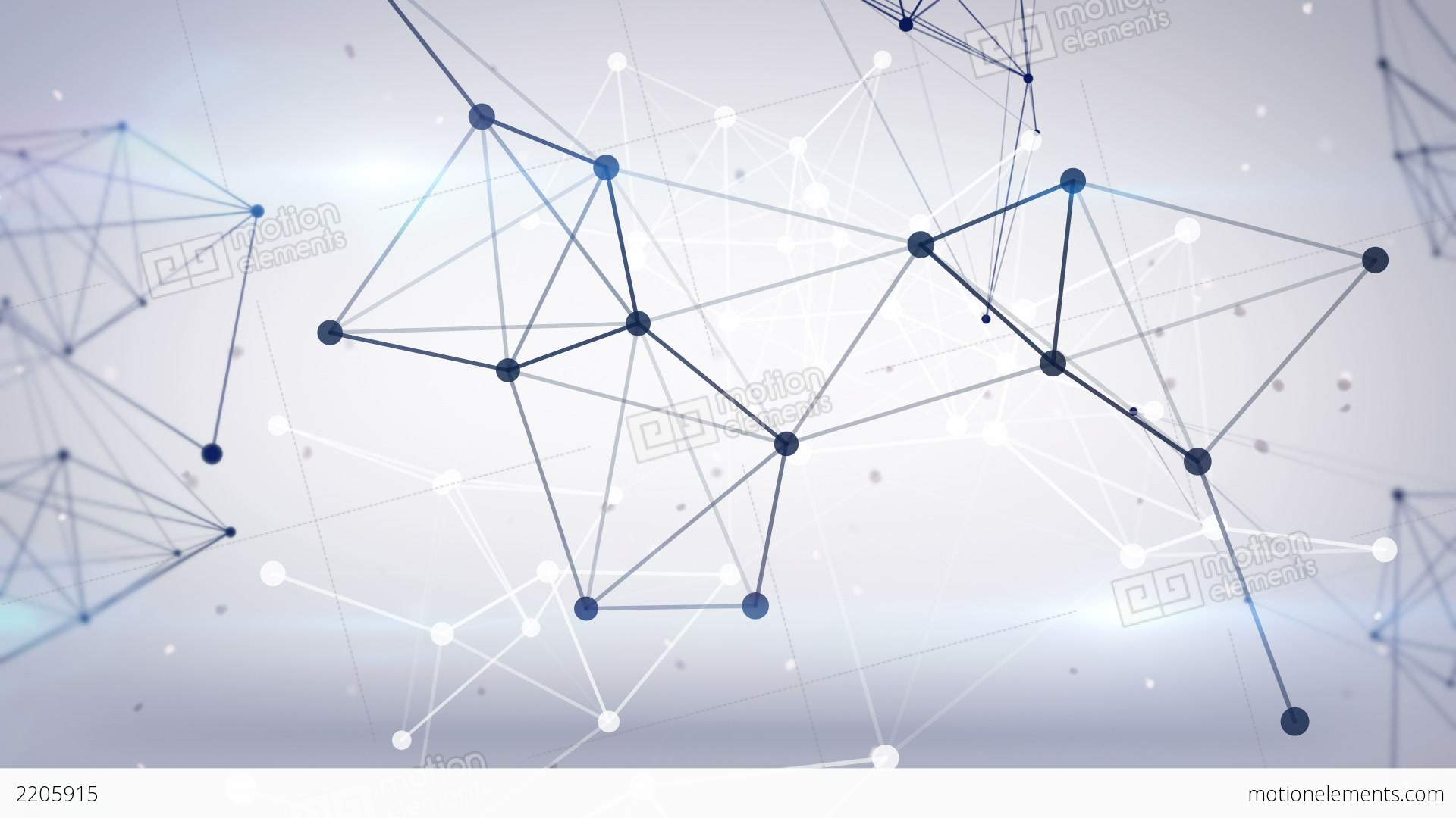 Technology Network Loop Background Stock Animation | Royalty-Free ...