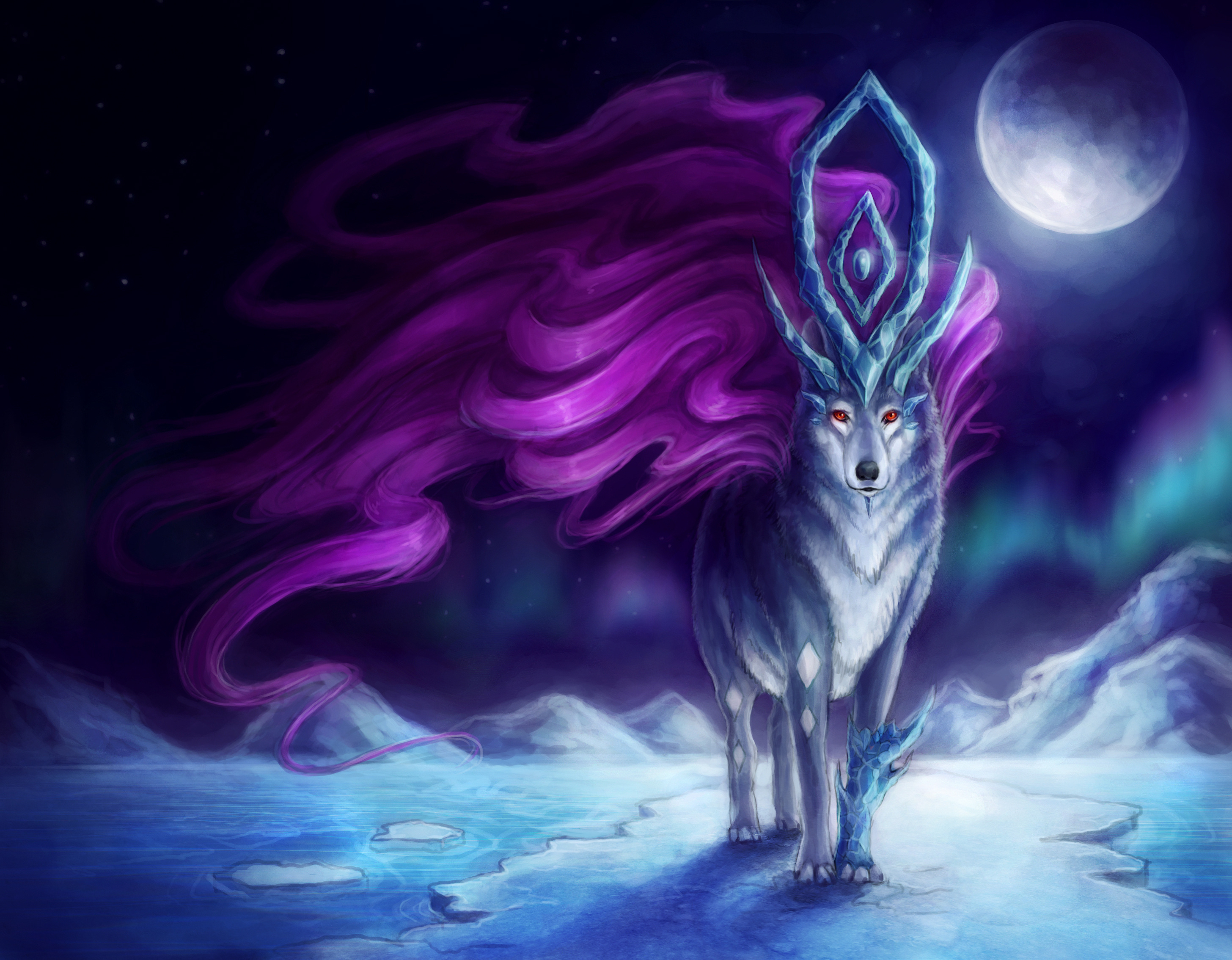 Suicune (Pokemon) HD Wallpapers | Backgrounds - Wallpaper Abyss
