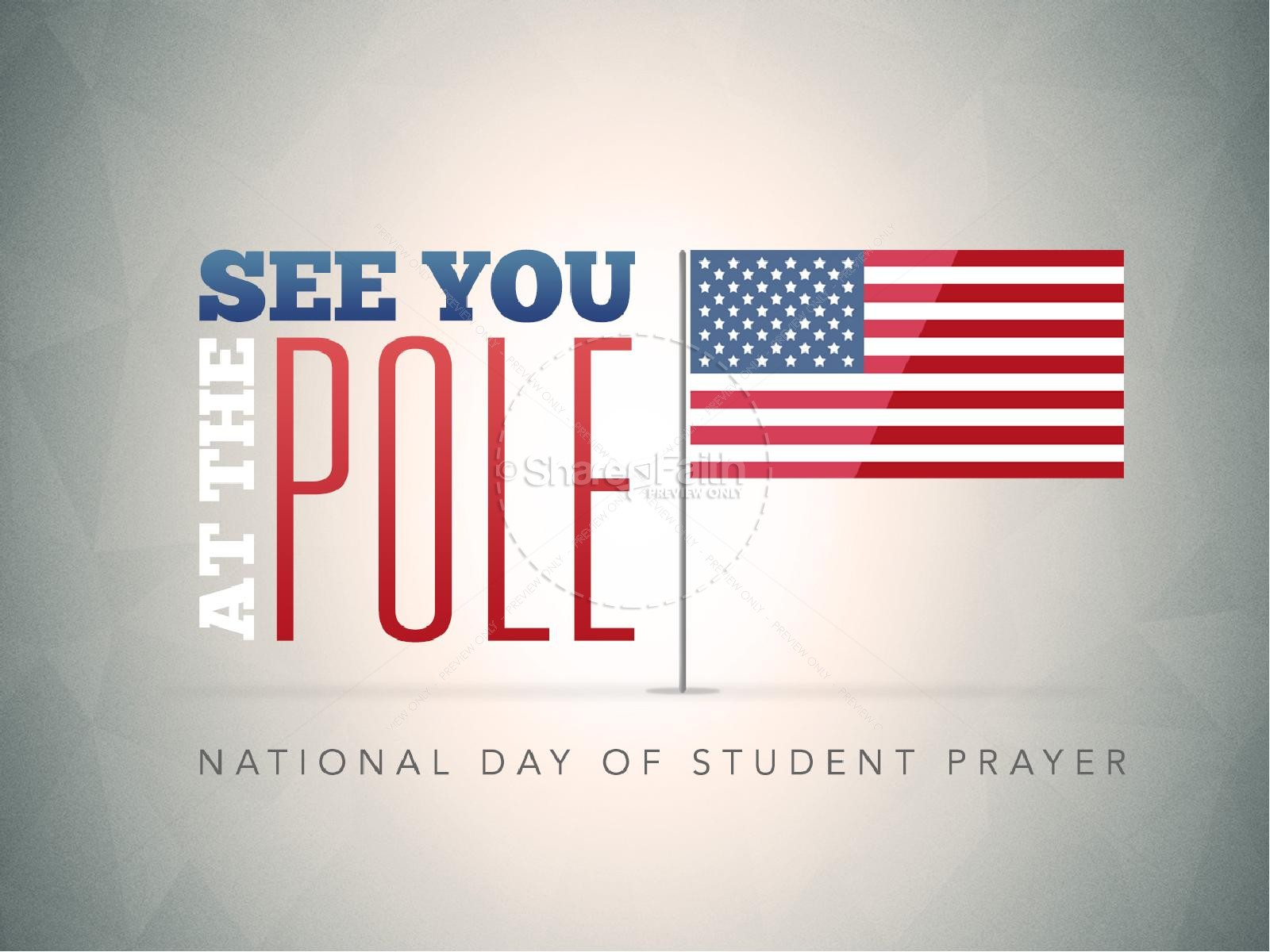 See You at the Pole Christian PowerPoint | Back To School PowerPoints