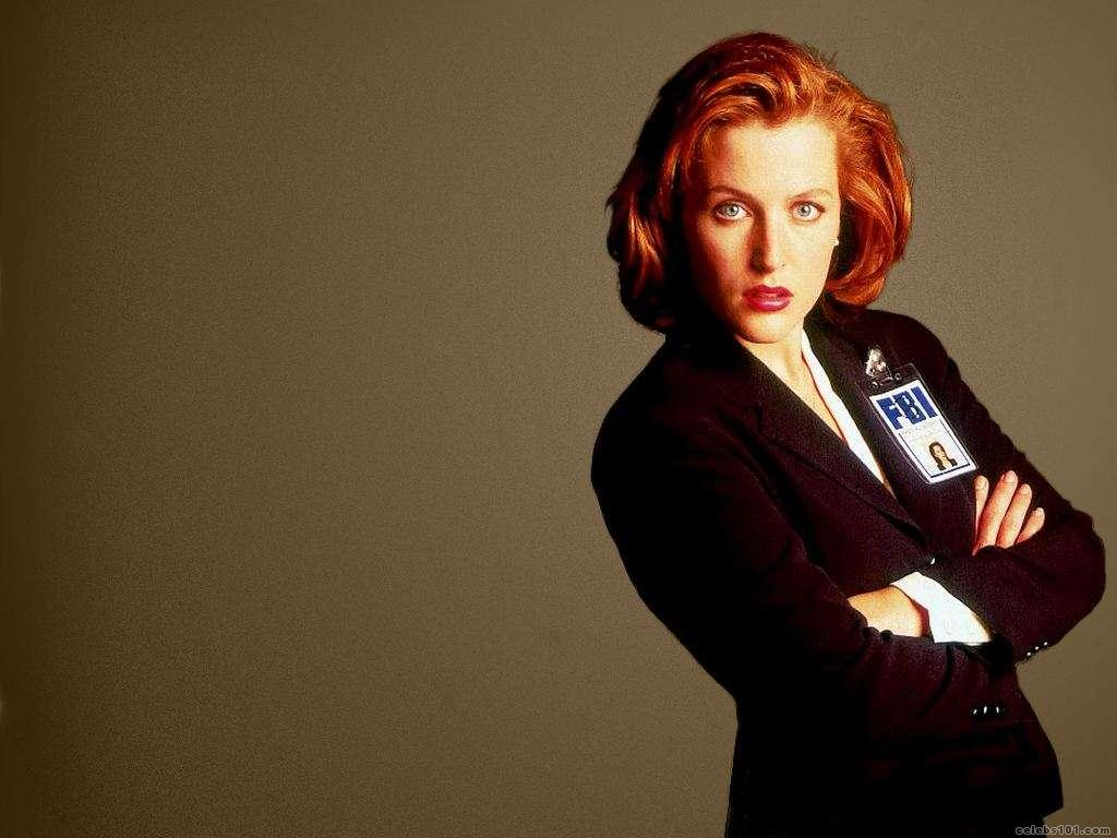 Dana Scully - Dana Scully Wallpaper (25058872) - Fanpop