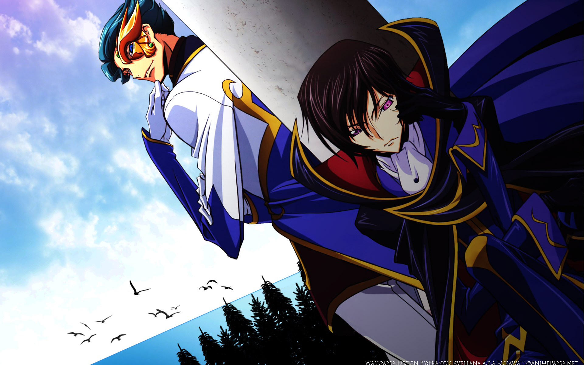Code Geass 04 : Free High Definition Wallpaper Download