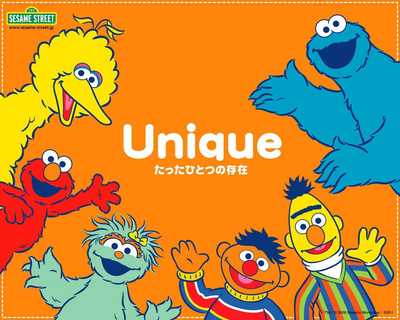 Sesame Street Learn Japanese - Sesame Street Wallpaper (17902579 ...