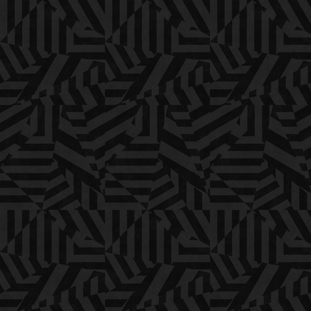Dazzle Wallpaper Charcoal