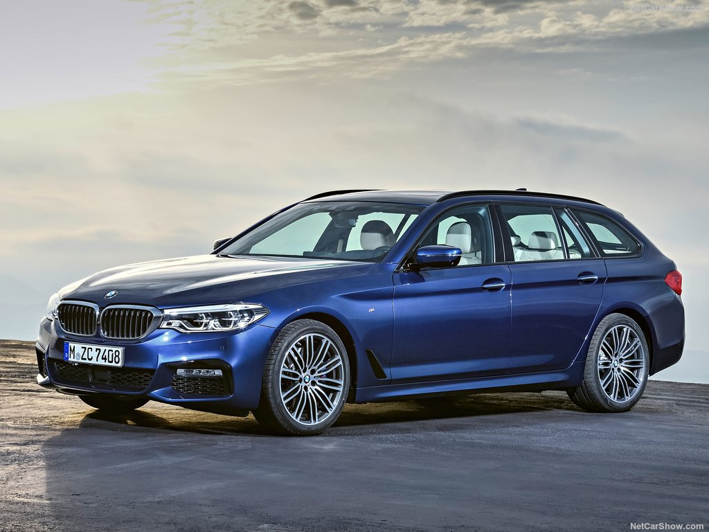 2018 BMW 5-Series Touring - Wallpapers, Pics, Pictures |
