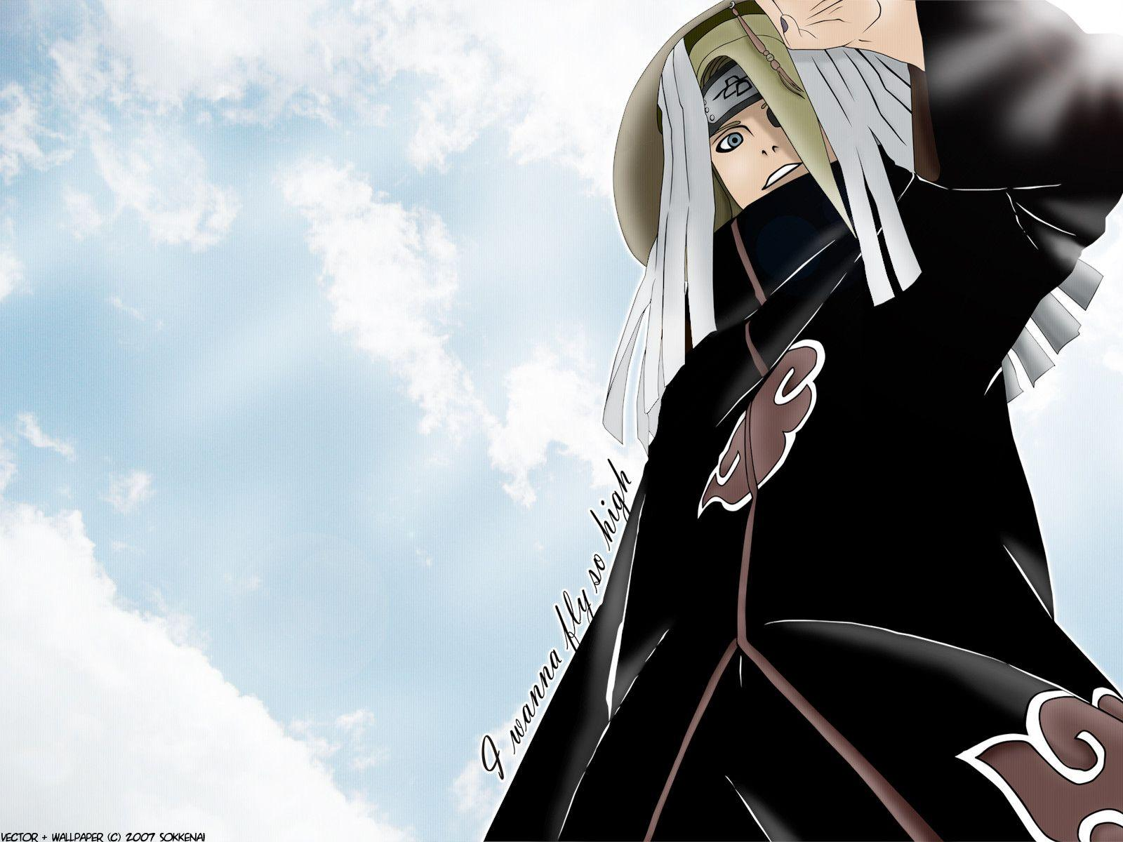 Pin Deidara Wallpaper By Me Dqvj High Resolution Image 5843 Full ...