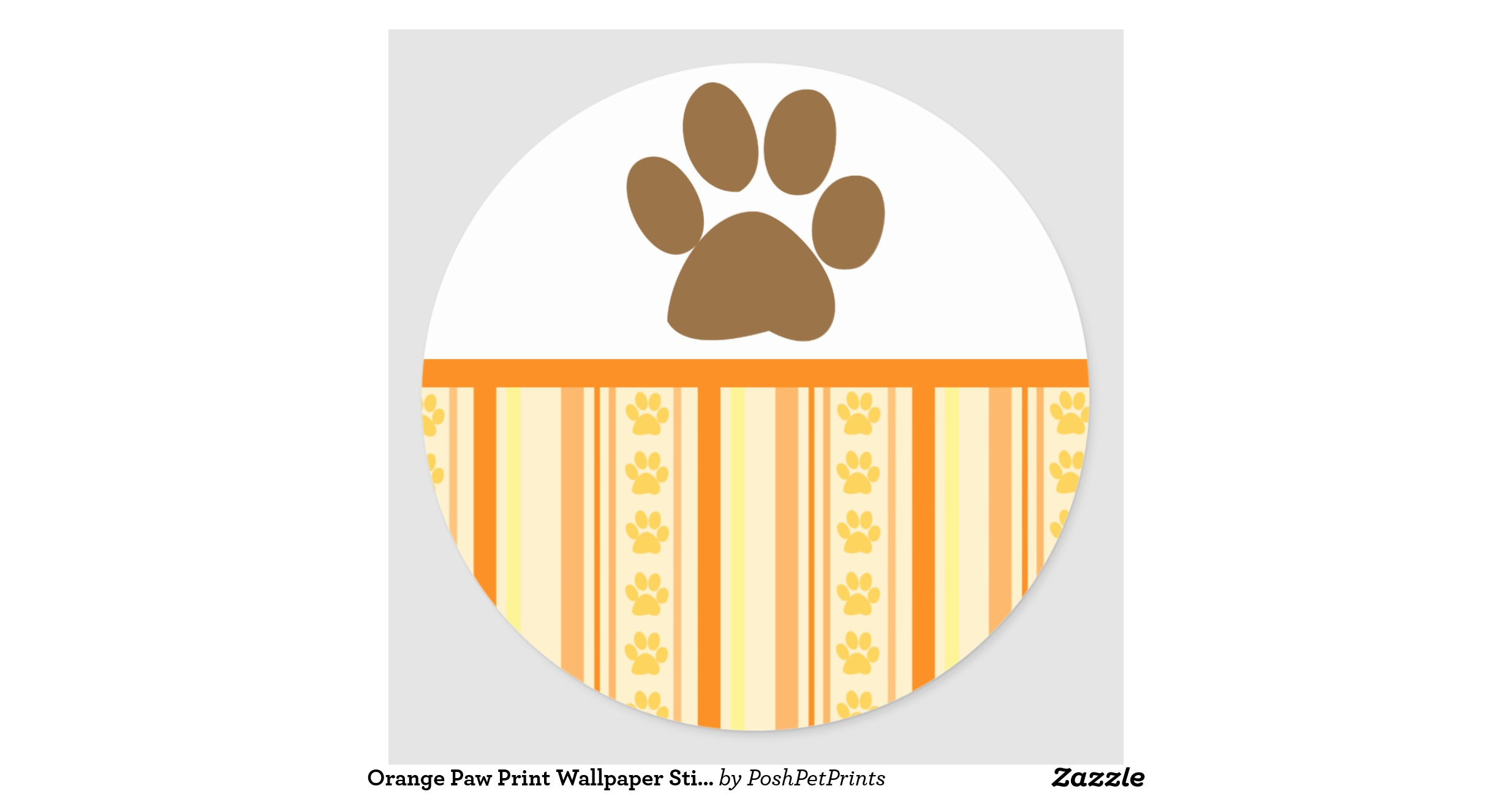 orange_paw_print_wallpaper_sticker-r626ab758e4a6406198820d3c3f80fe5d ...