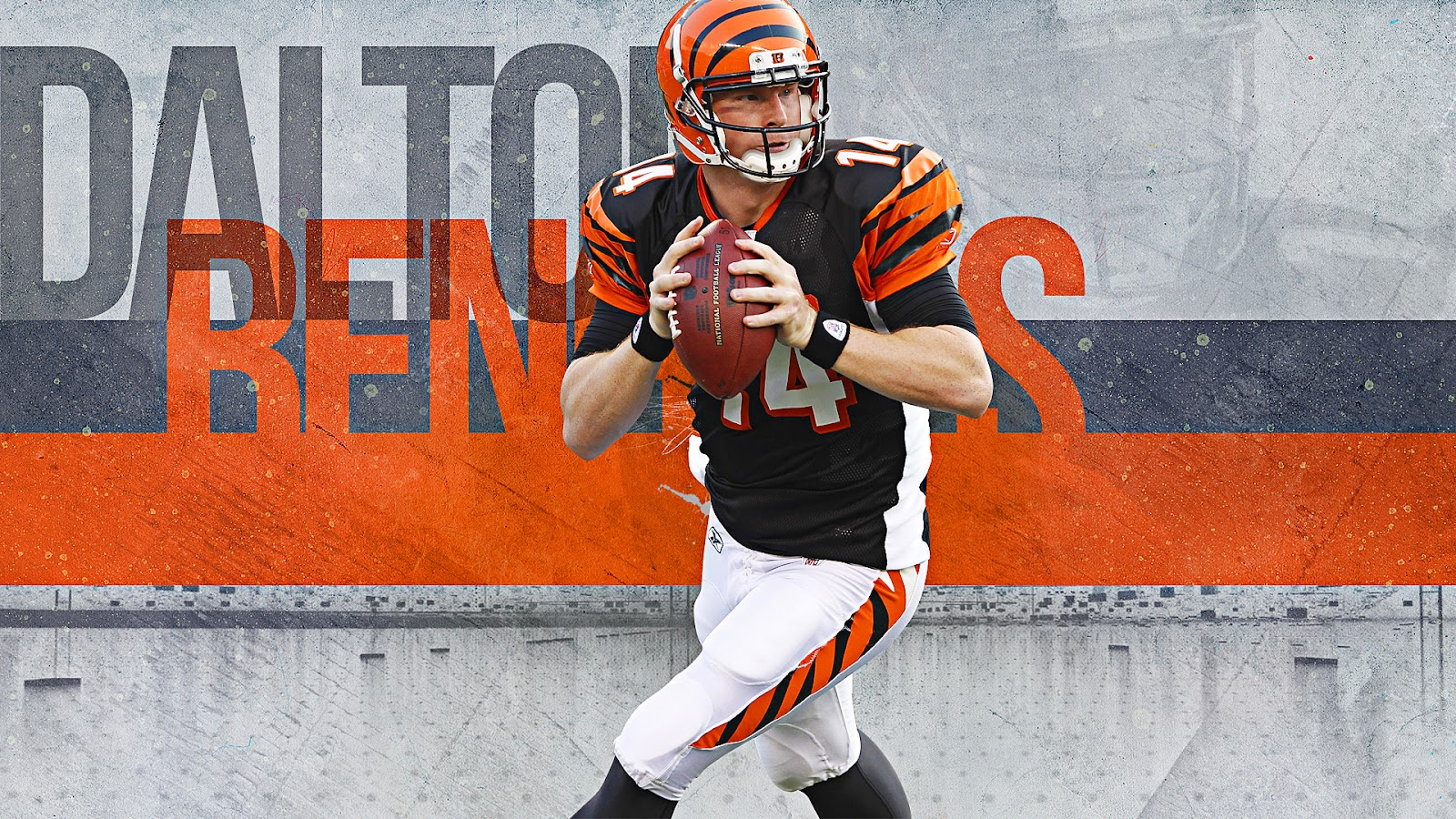 NFL Wallpapers: Andy Dalton - Cincinnati Bengals