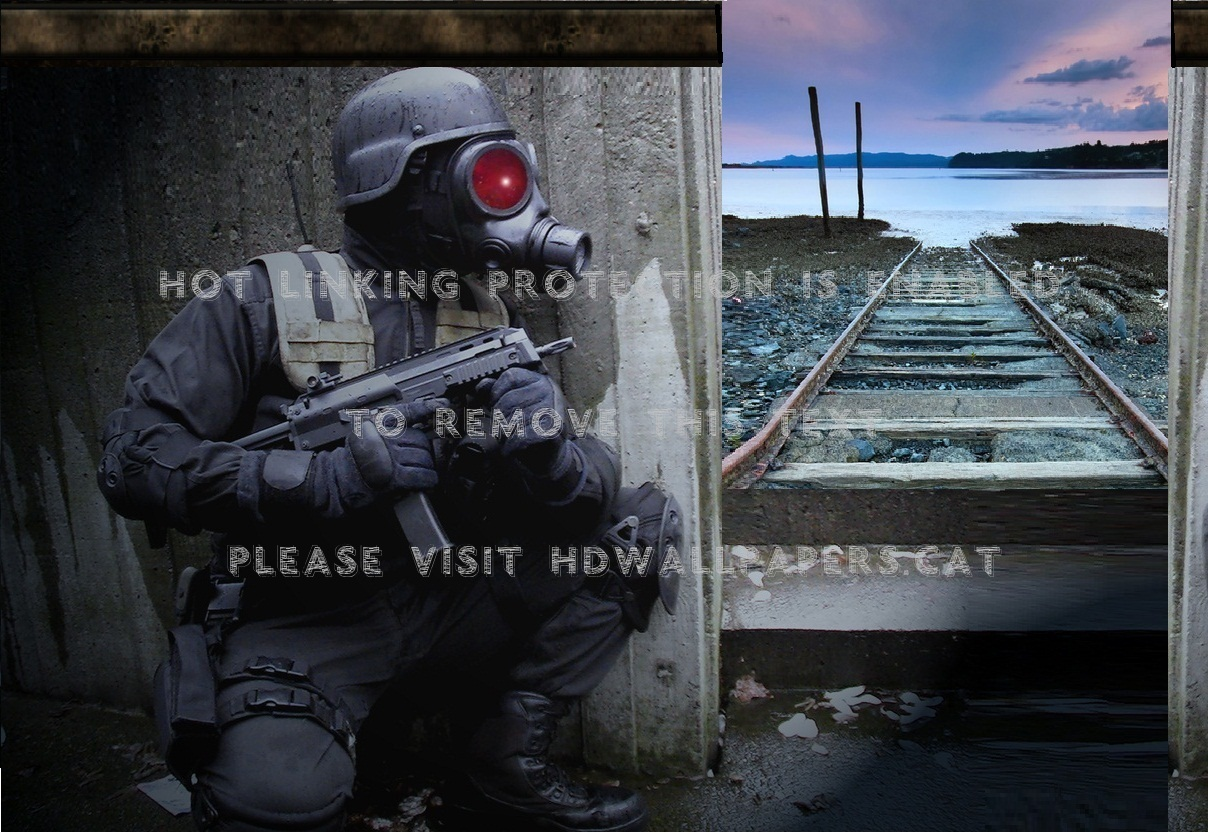 Training Day Swat Rail Police Dead End 3d #1095065