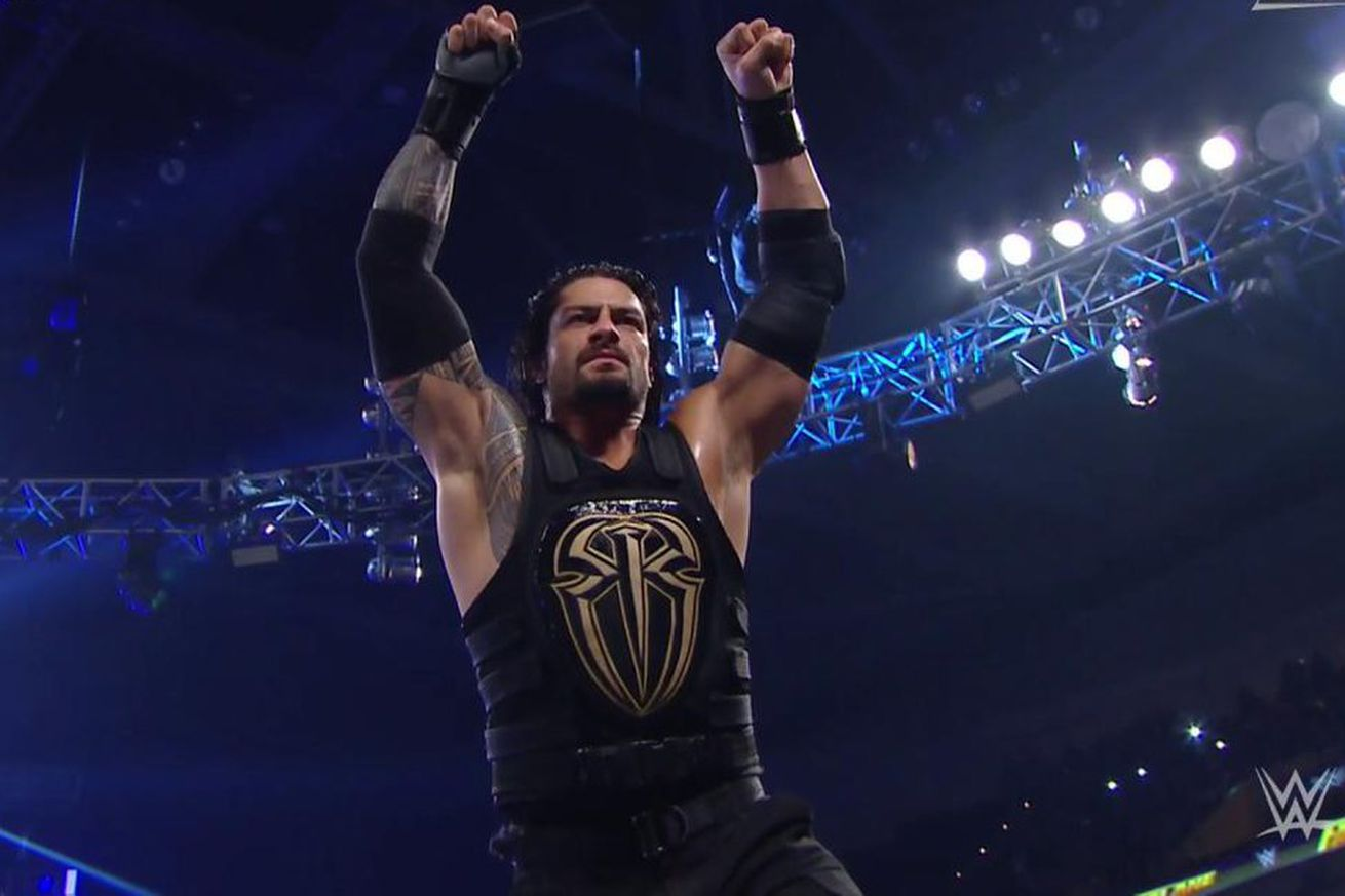 WWE Fastlane 2016 results, recap, reactions: Roman Reigns, again ...