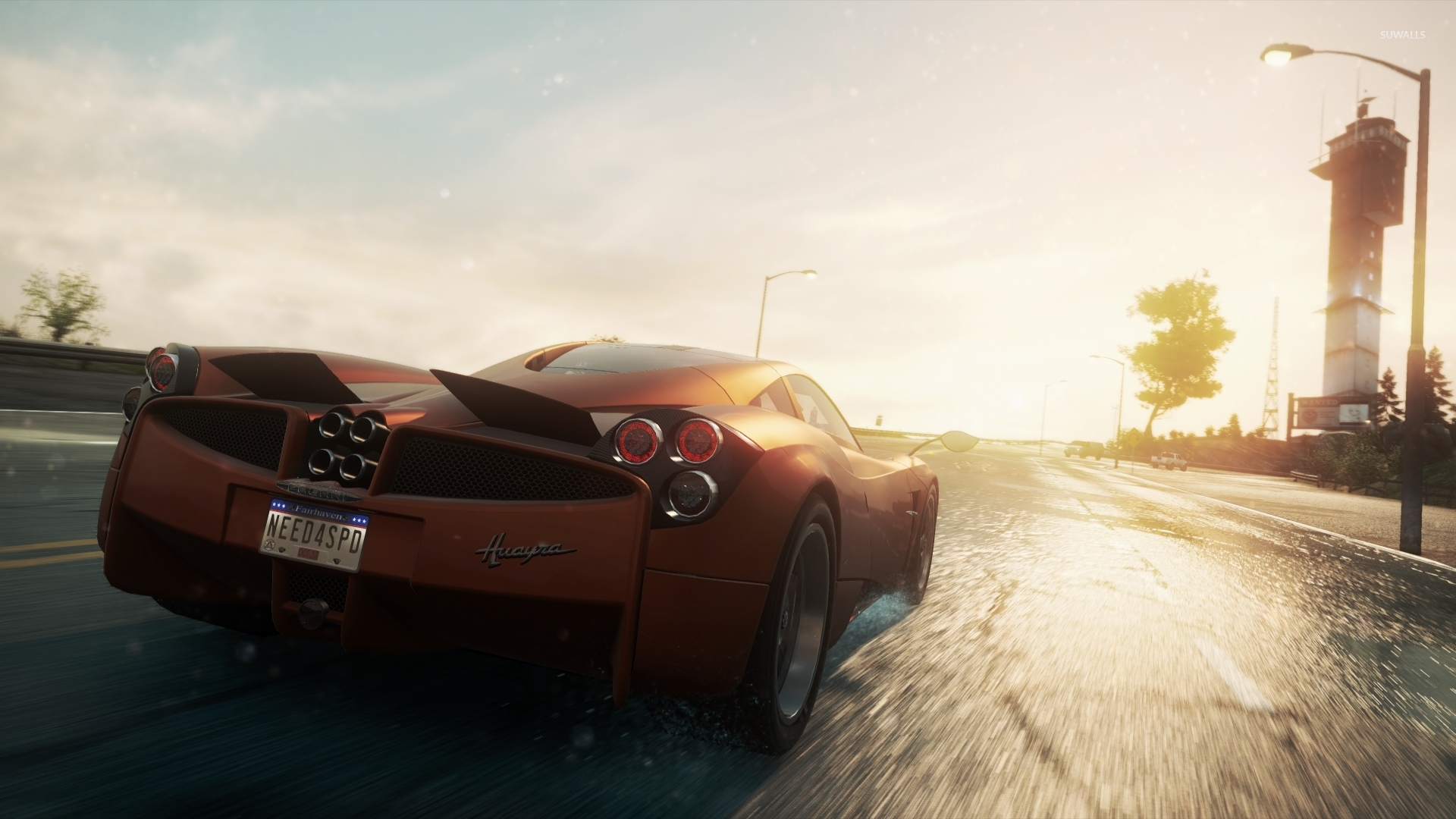 ... - Need for Speed: Most Wanted wallpaper - Game wallpapers - #30823