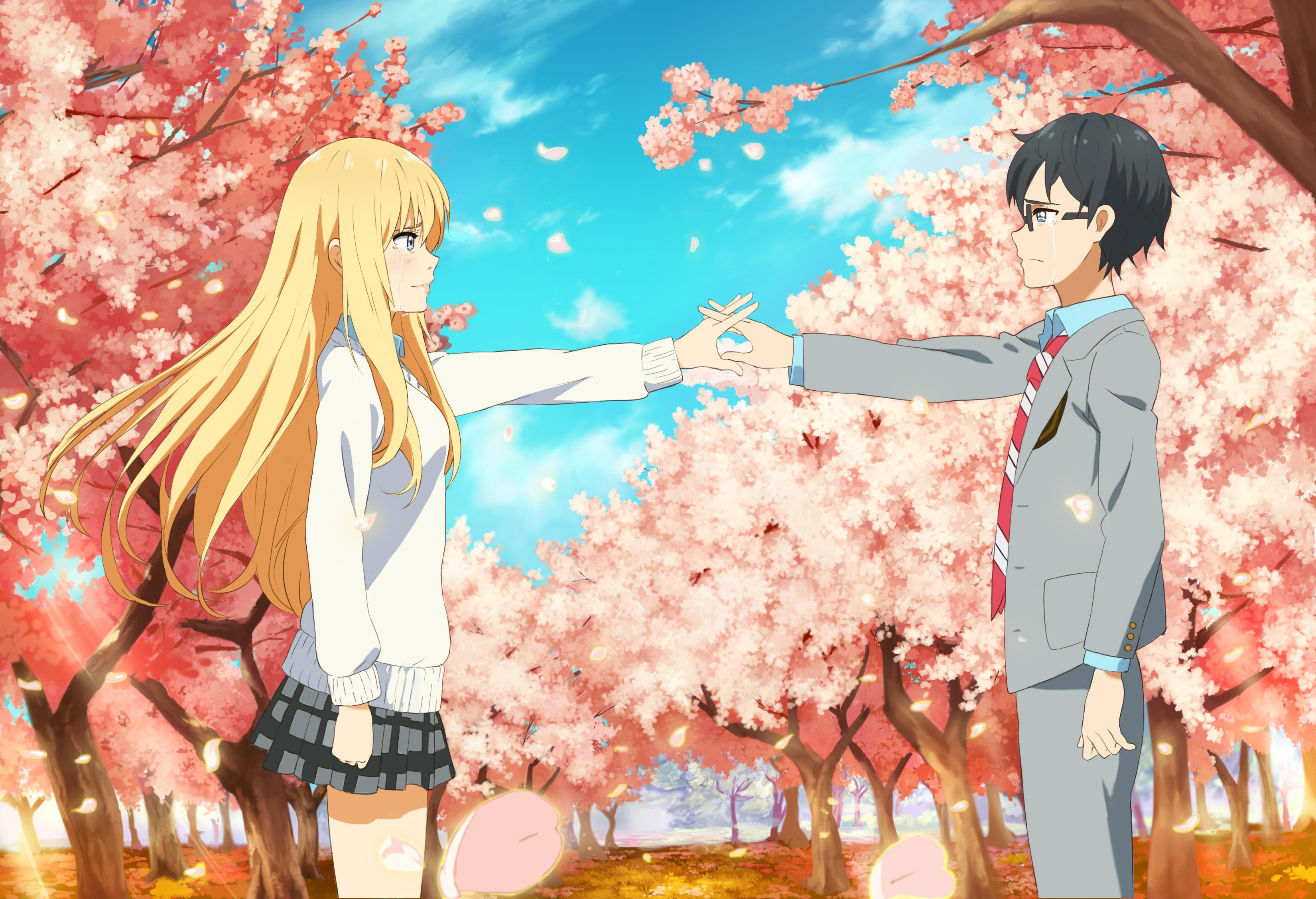 Your Lie In April high quality wallpapers
