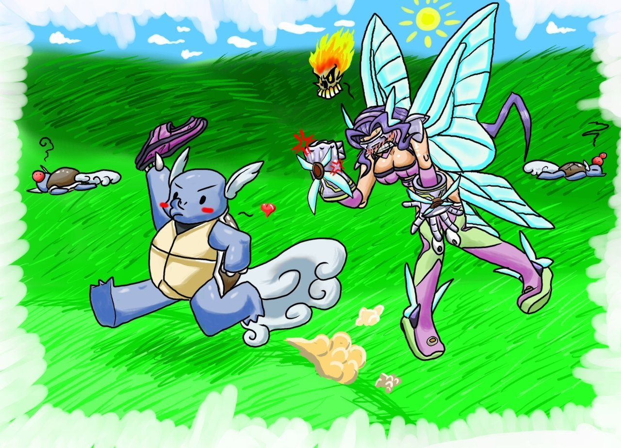 ... vs Pokémon images DVP by H Box HD wallpaper and background photos
