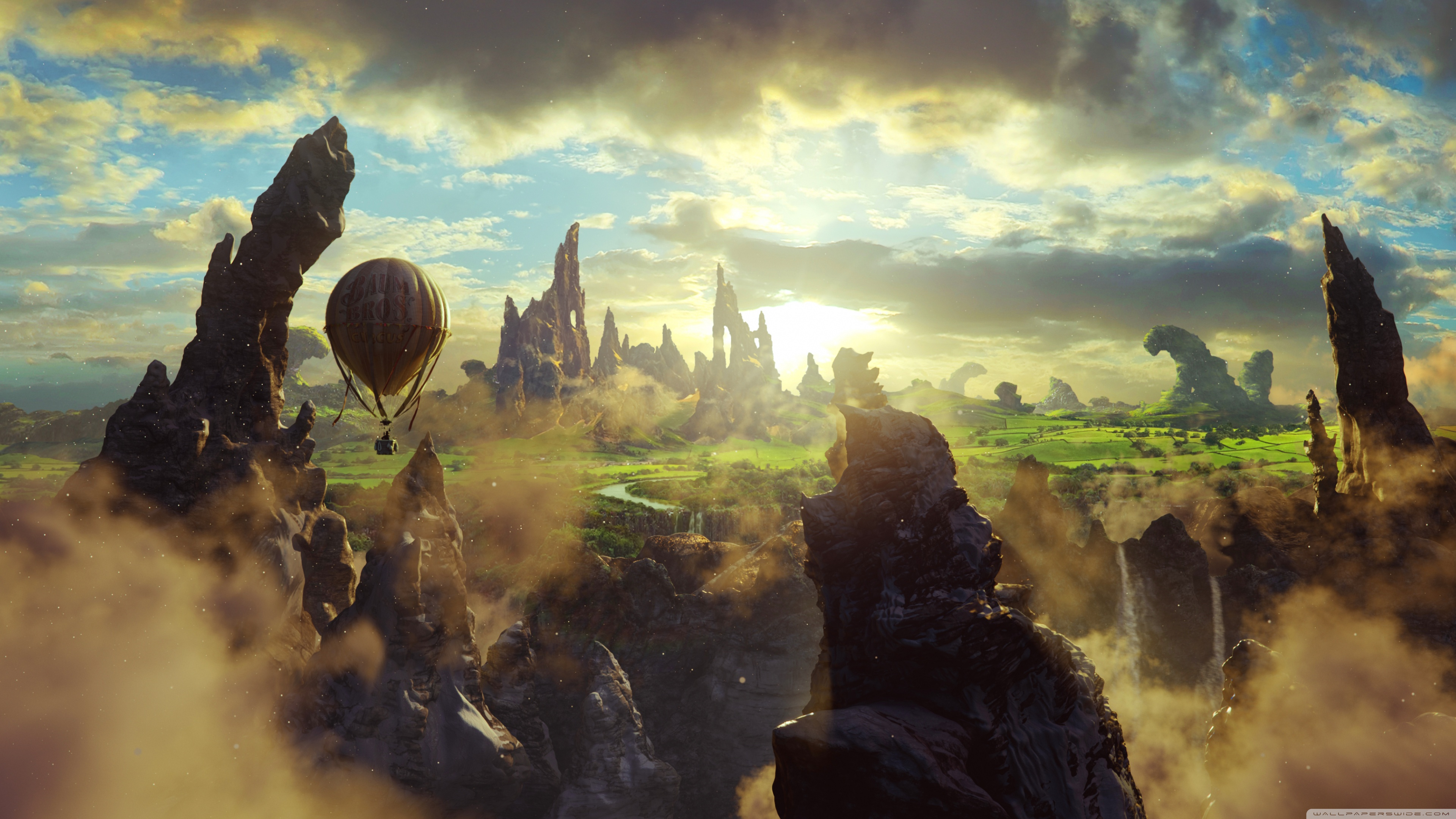 ... the Great and Powerful HD Wallpapers | Backgrounds - Wallpaper Abyss