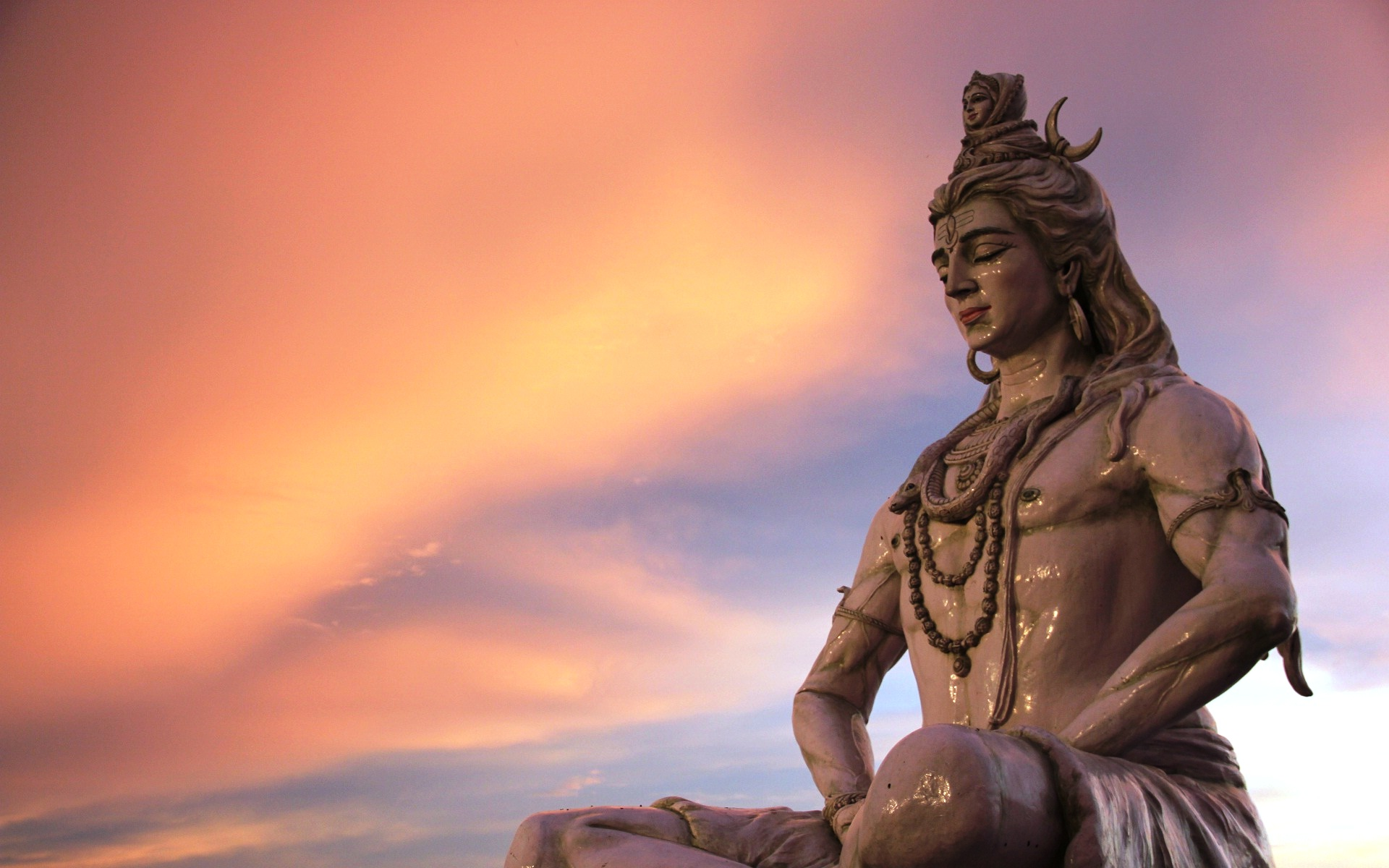 Lord Shiva the biggest statue wallpapers - New hd wallpaperNew hd ...