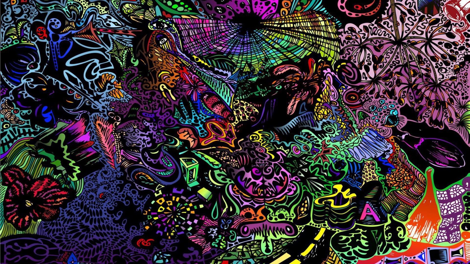 Best 56 Trippy Powerpoint Backgrounds On Hipwallpaper Awsome