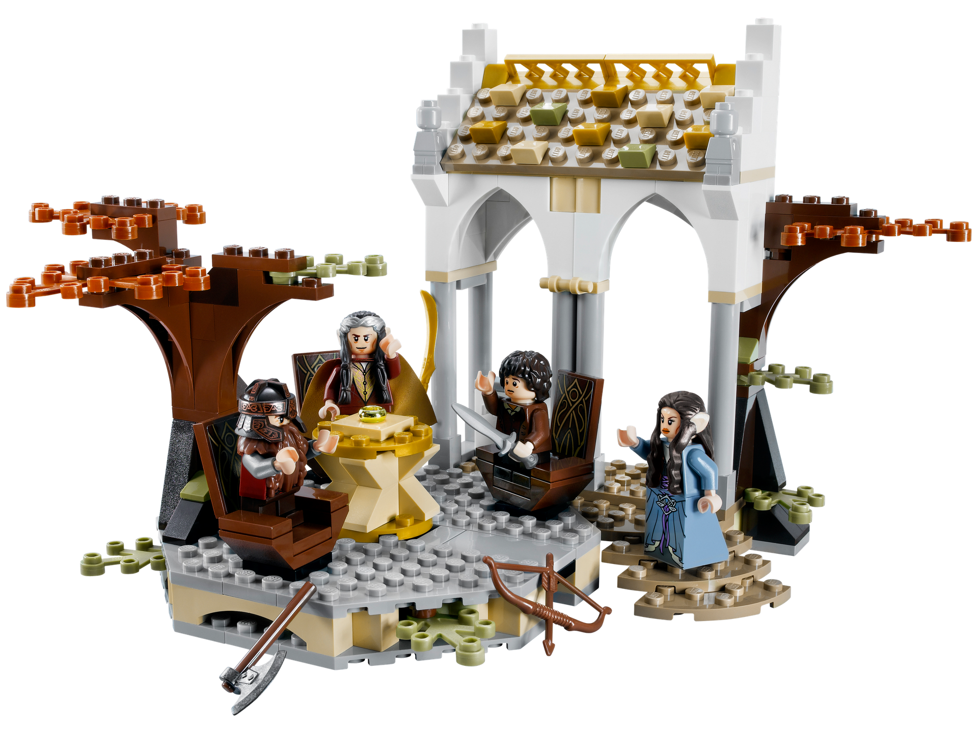 Lego The Lord of The Rings - Wallpaper, High Definition, High Quality ...