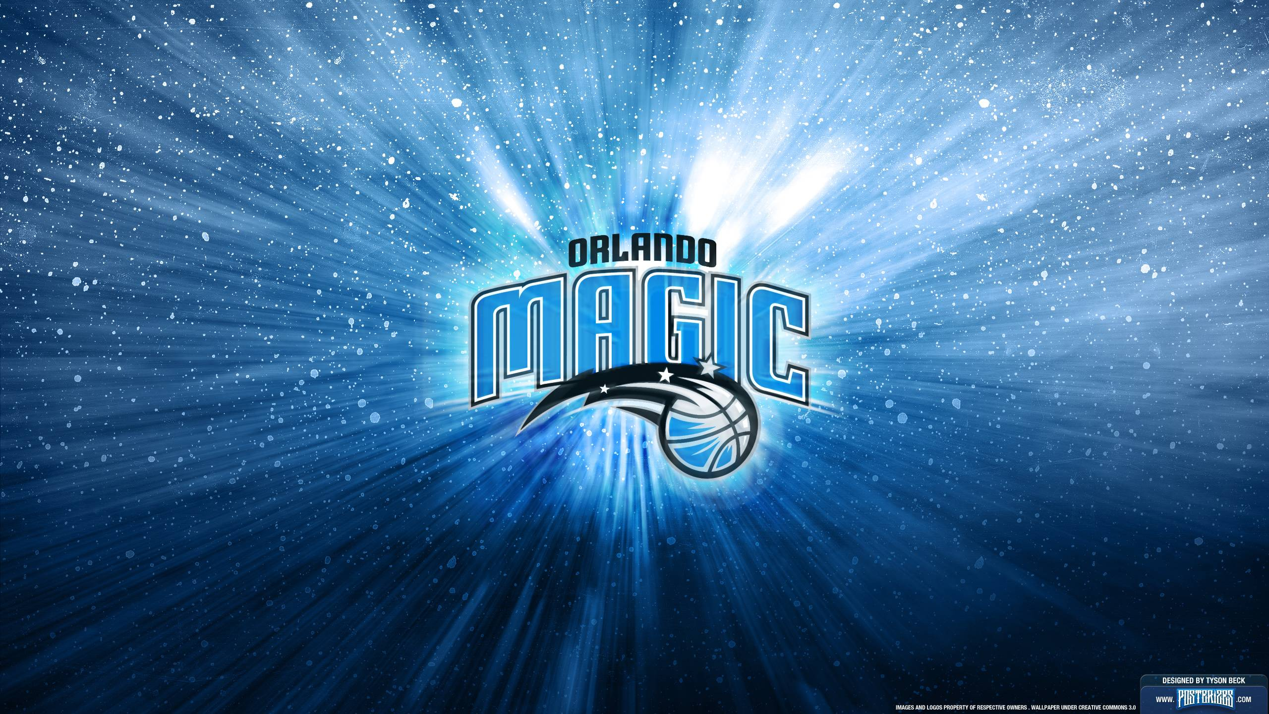 Orlando Magic Logo Wallpaper | Posterizes | NBA Wallpapers ...