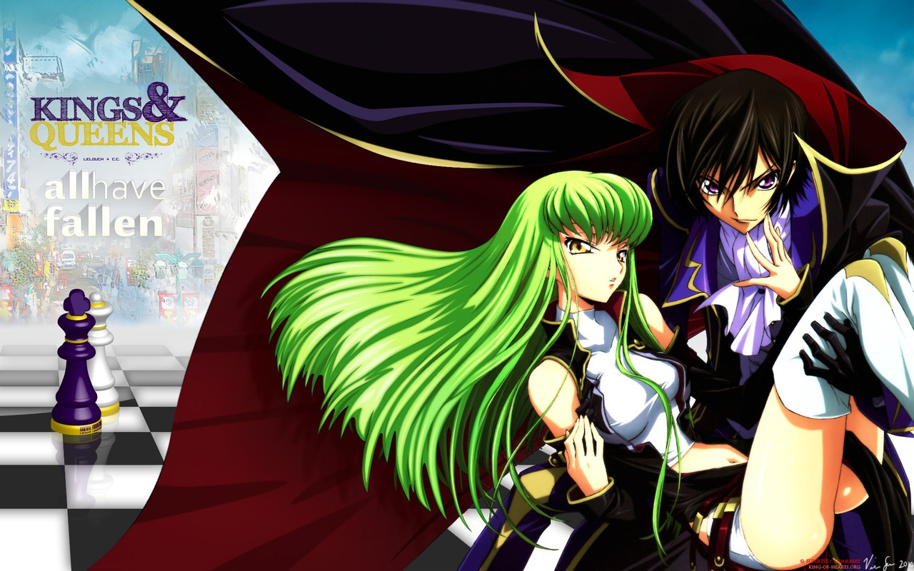 Code Geass Wallpaper Code Geass Wallpaper (27189236) Fanpop