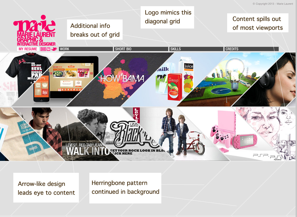 ... Portfolio Examples, Online Graphic Design Portfolio and Online Graphic