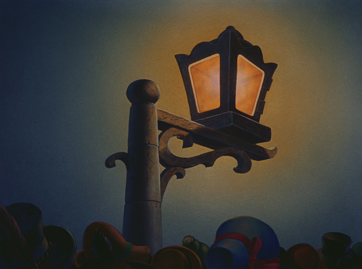 Living Lines Library: Pinocchio (1940) - Backgrounds