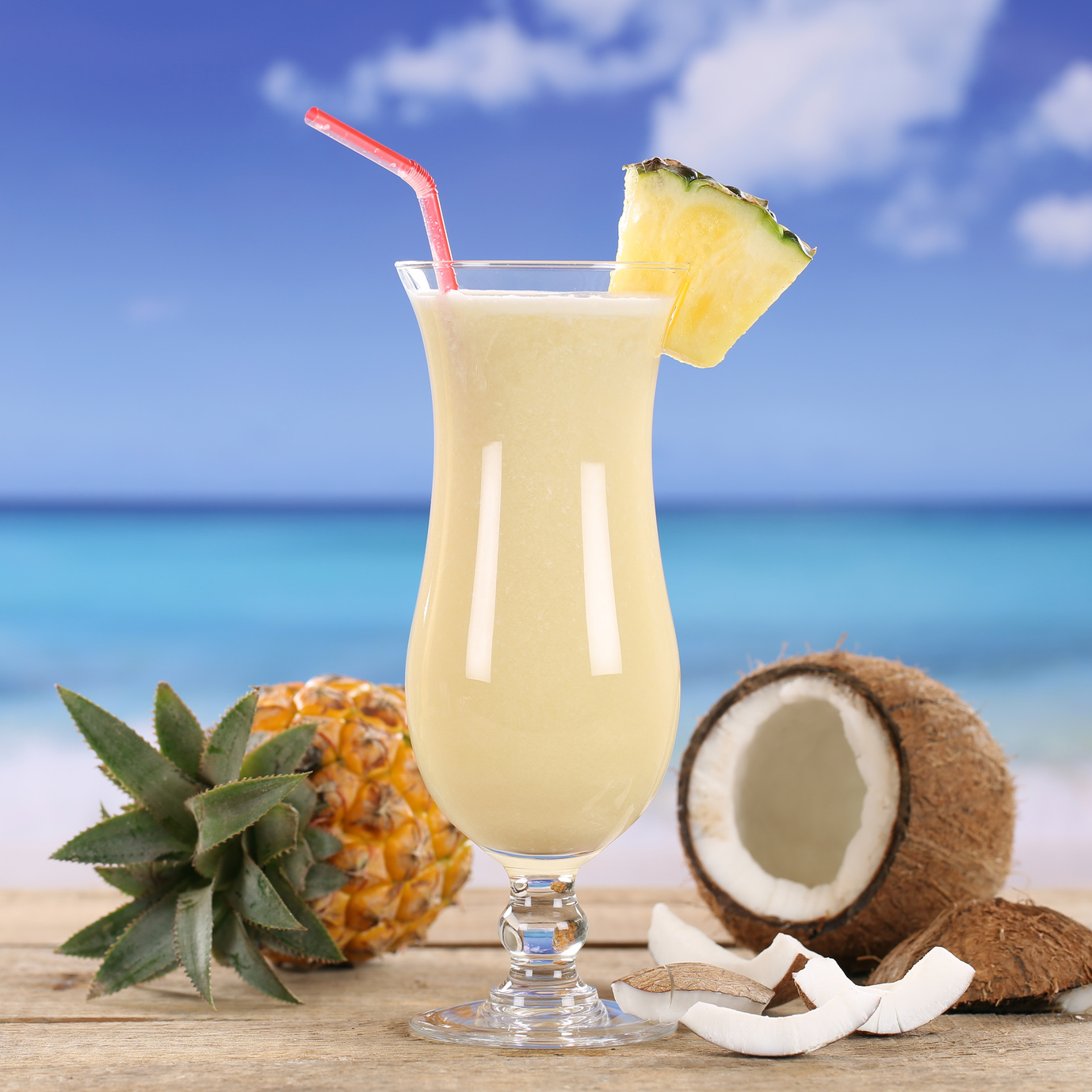 Pina Colada Cocos Liqueur Pictures to pin on Pinterest