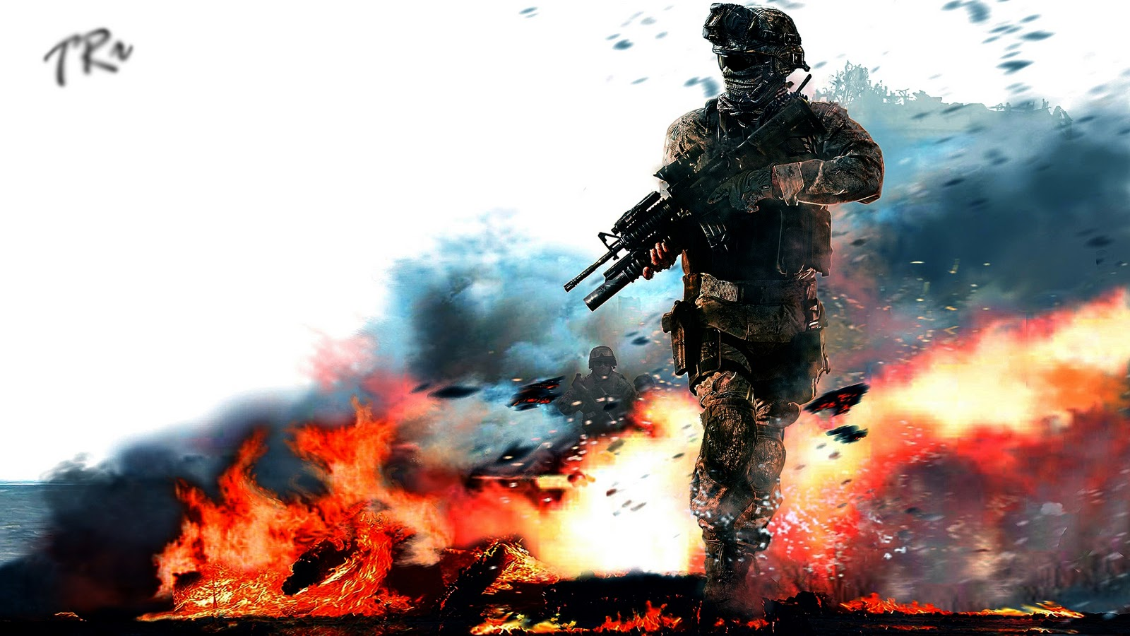 Call of Duty Black Ops │HD Wallpapers 1900x1200 | Desktop Wallpapers