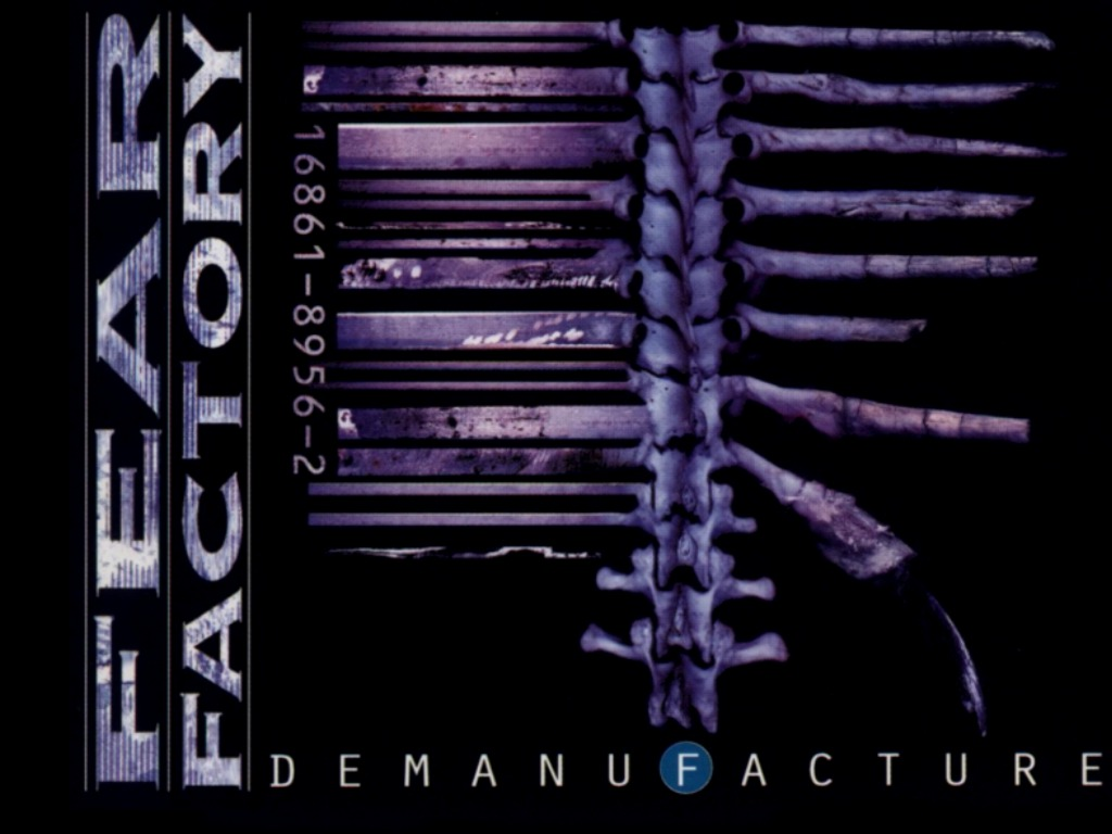 Fear Factory images Demanufacture HD wallpaper and background photos ...