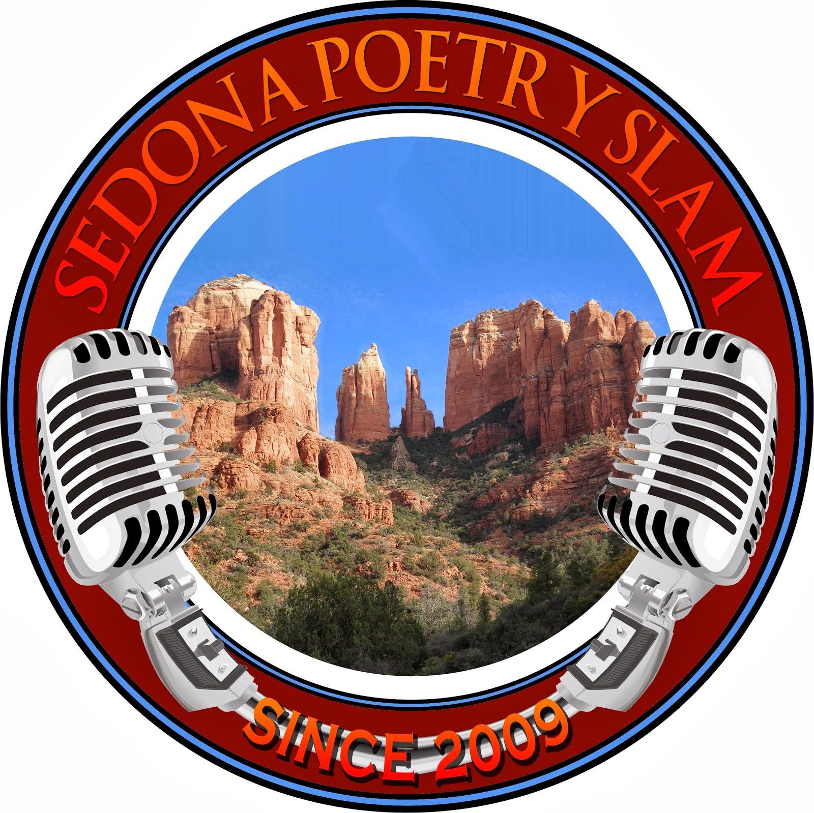 ... of the poets competing at the Sedona Poetry Slam on Saturday, Nov. 1