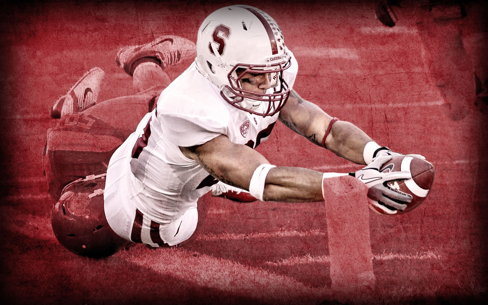 Tyler Gaffney - Stanford - relaywallpaper.blogspot.com