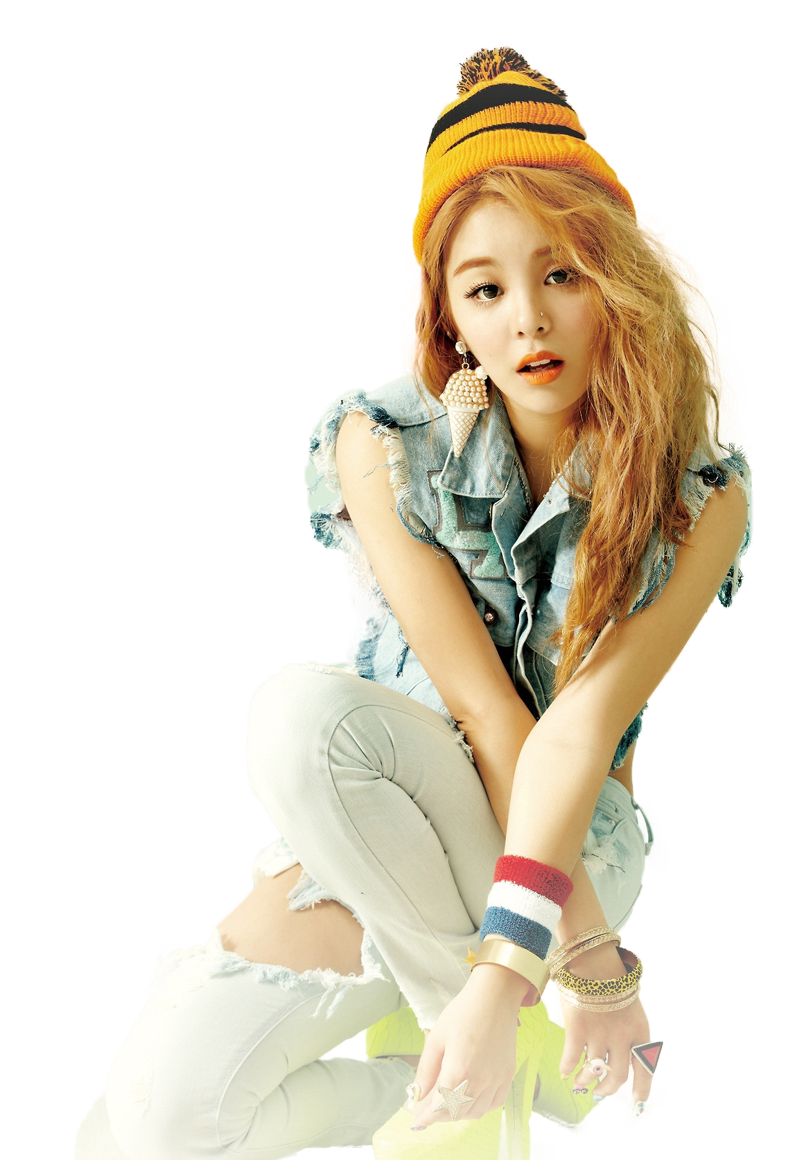 Ailee PNG [render] by GAJMEditions on DeviantArt