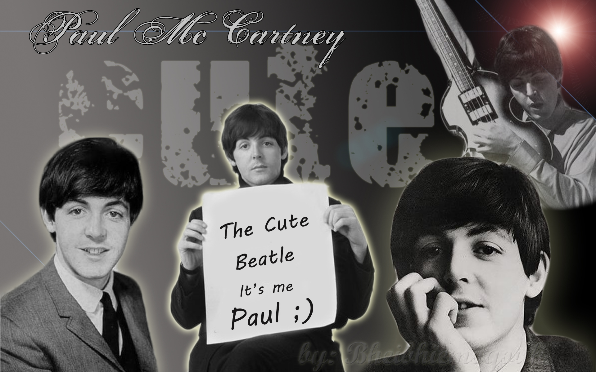 Edited Pictures - The Beatles Wallpaper (19062852) - Fanpop