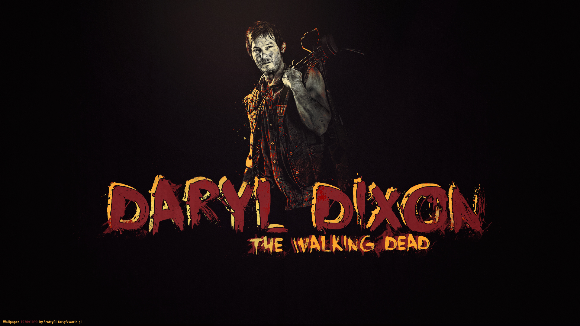 Daryl Dixon Computer Wallpapers, Desktop Backgrounds | 1920x1080 | ID ...