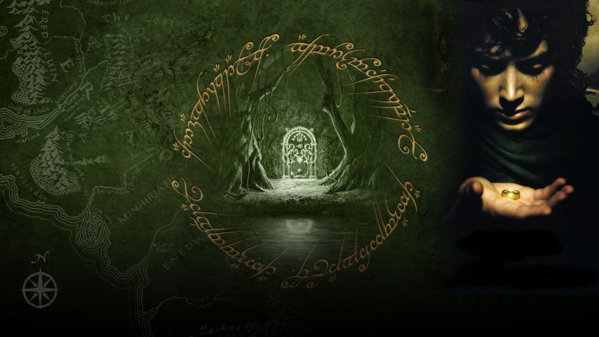 The Lord of the Rings The Fellowship of the Ring Background HD ...