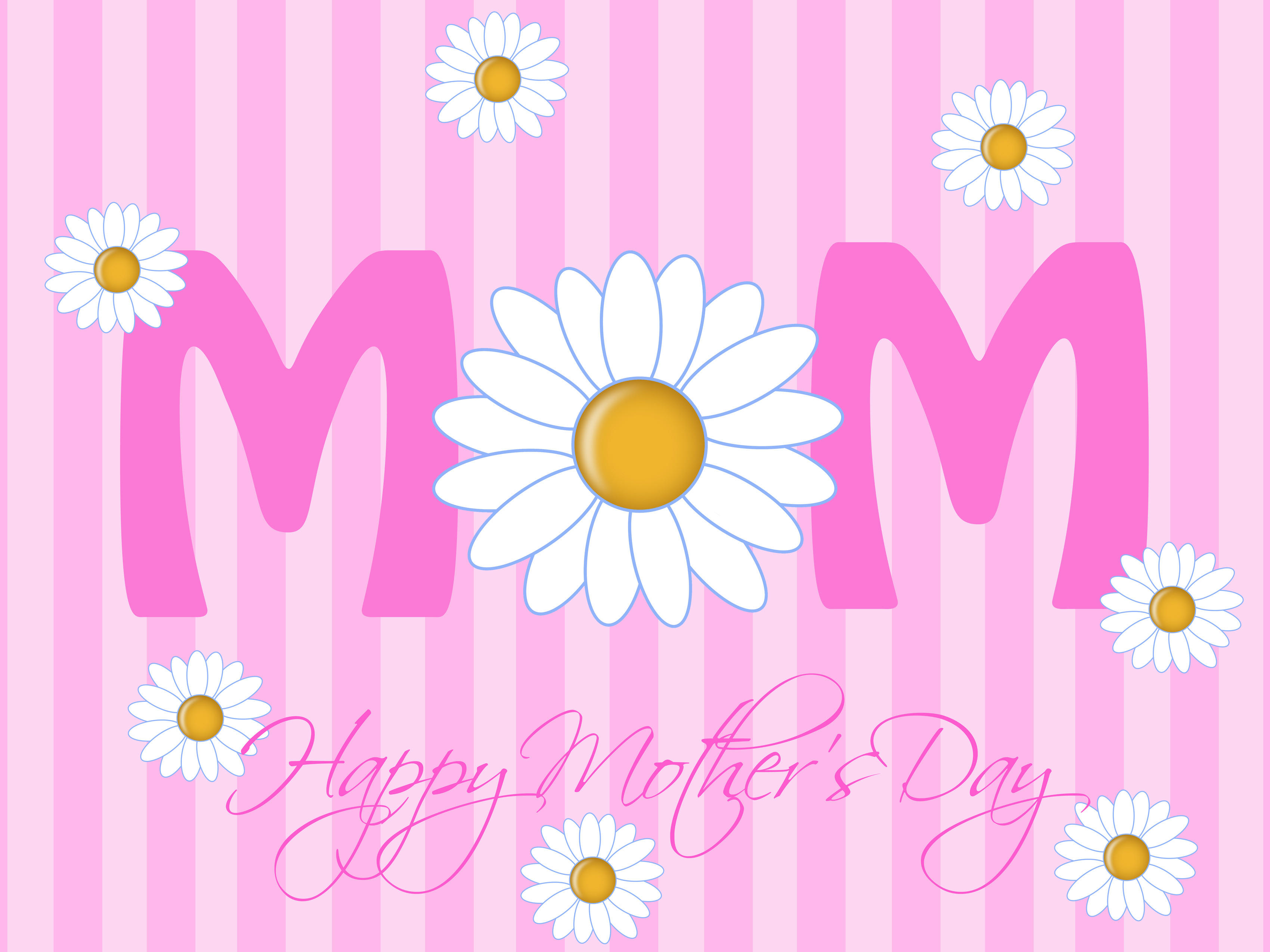 Backgrounds Happy Mothers Day Flower Hd Wallpaper | Top and High ...