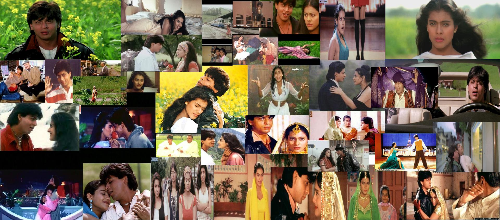 dilwale dulhania le jayenge images DDLJ Collage 1 HD wallpaper and ...