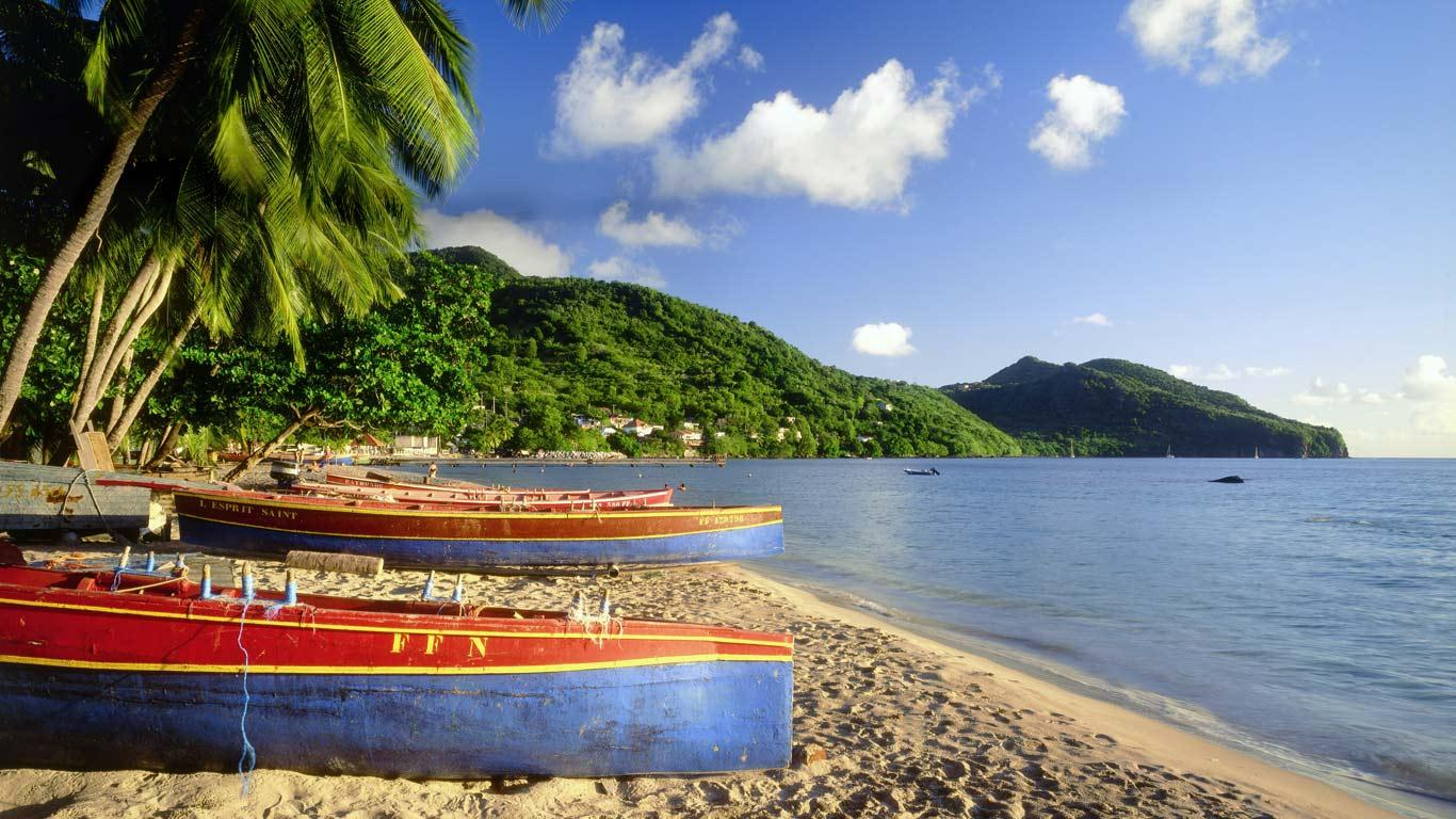 ... to Martinique / Guadeloupe (Nonstop / Roundtrip) - Thrifty Traveler