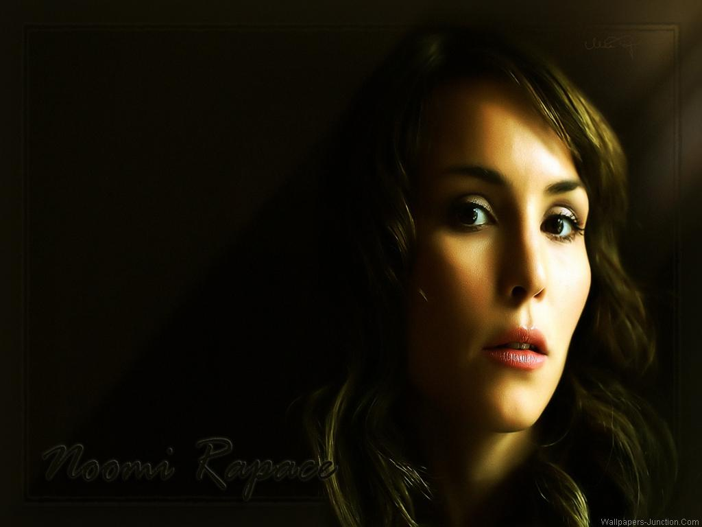 Hollywood Wallpapers: Noomi Rapace Wallpapers