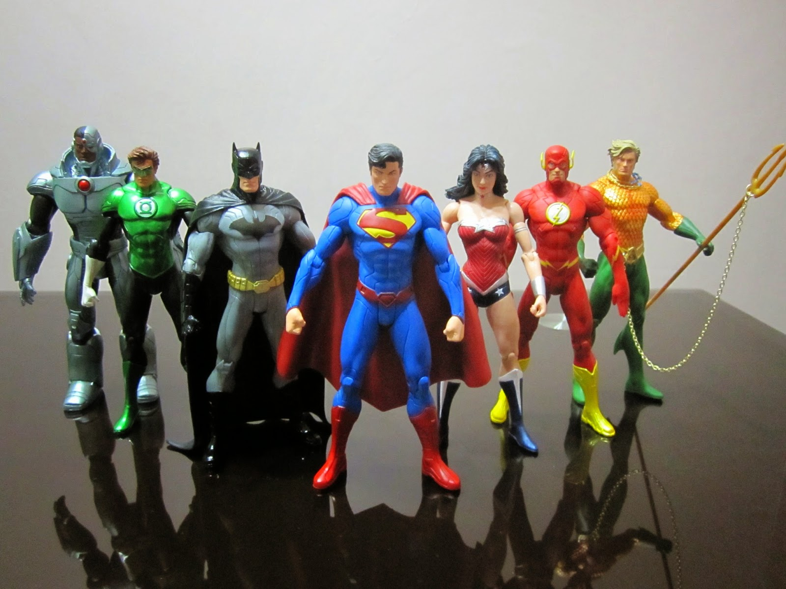 New 52 Justice League Action Figures | www.galleryhip.com - The ...
